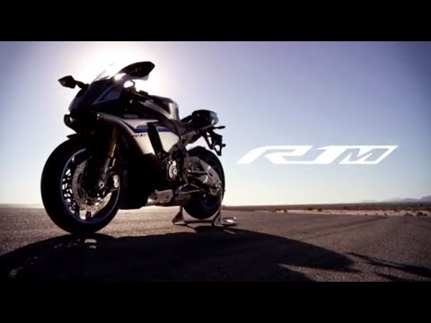 YZF-R1M. The closest thing ever to a street-legal M1 MotoGP® bike (video)