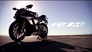 8. YZF-R1M. The closest thing ever to a street-legal M1 MotoGP® bike.