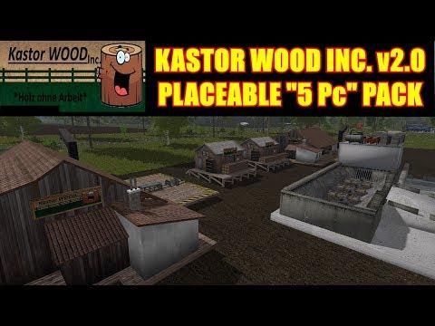 Kaster Wood Inc. Holz ohne Arbeit v2.0
