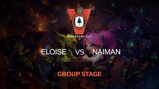 Eloise vs Naiman, game 1