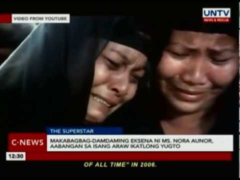 Nora Aunor's heart-rending scenes in 'Isang Araw: Ikatlong Yugto' a must-see