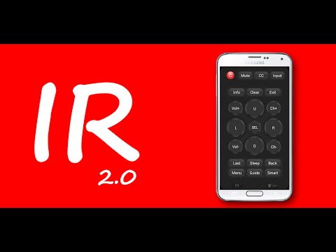 Video of IR Universal Remote™