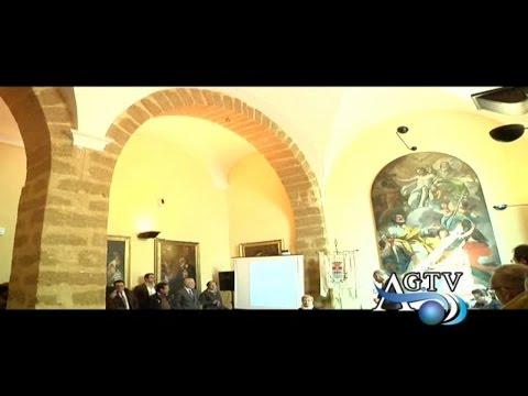 Interviste presentazione Sagra del Mandorlo in Fiore