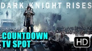 The Dark Knight Rises Countdown TV Spot (2012)