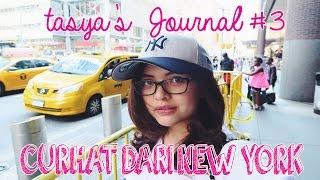 Video Tasya's Journal #3: Curhat dari New York MP3, 3GP, MP4, WEBM, AVI, FLV Desember 2017