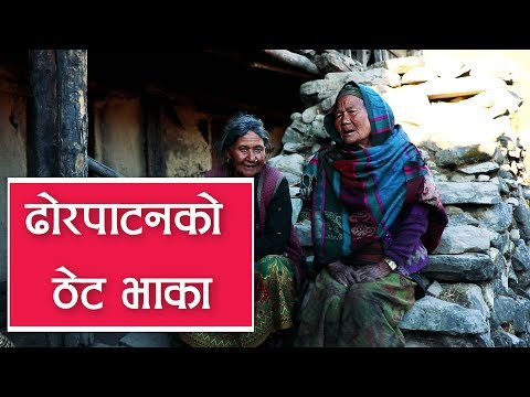 (ढोरपाटनको ठेट भाका । Typical Folk Songs From Baglung Dhorpatan - Duration: 7 minutes, 51 seconds.)