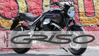 3. Moto Guzzi Griso 8V SE - MotoGeo Review
