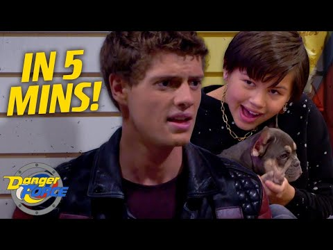 Henry & Return Of The Kid In 5 Minutes! | Danger Force