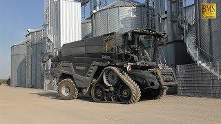 Video Großmähdrescher Fendt IDEAL 9T - 12,2 m on Tour in Germany - new biggest combine Fendt wheat harvest MP3, 3GP, MP4, WEBM, AVI, FLV Juli 2019