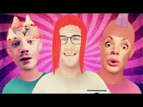 COIFFONS DES YOUTUBERS!