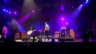 Eagles Of Death Metal - Complexity (sample) / live @ carroponte, Milan 6 jul 2015