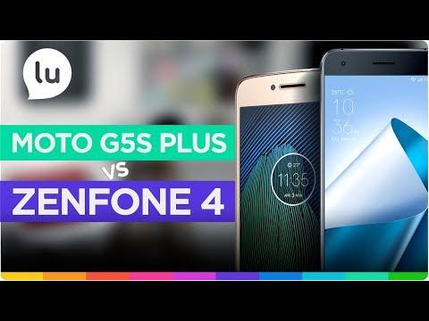 Moto G5s Plus vs Zenfone 4: qual é o melhor? - Canal da Lu - Magalu