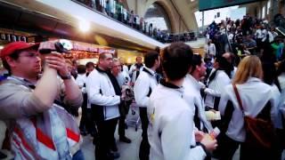 WorldSkills Leipzig 2013 Flashmob