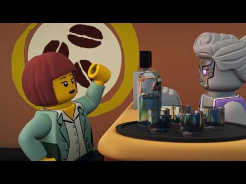 Zanes sabotage - LEGO NINJAGO - Wus teer Episode 13