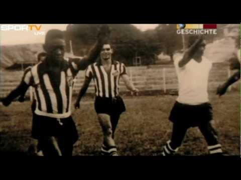Die Karriere der Fußball-Legende Pele