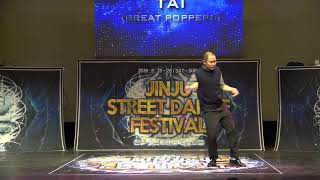 Tai – 2019 JINJU SDF POPPING SIDE JUDGE SHOW