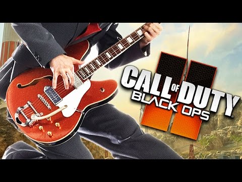 """Playing Guitar on Call of Duty! – """"NO WAY!"""""""