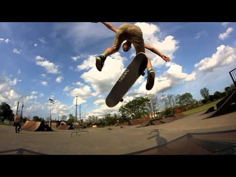 Alex Michigan City Skatepark