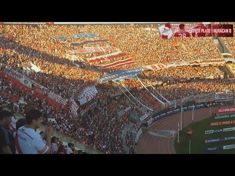 GOL DE DRIUSSI + TODOS LOS DOMINGOS - River Plate vs Huracan - Los Borrachos del Tablón - River Plate