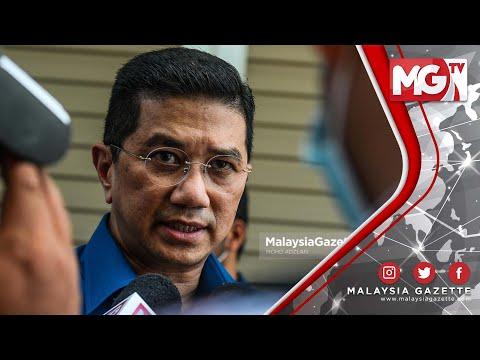 PRN SABAH: Anwar Angkat Sumpah PM, Jangan Sampai Ke Arah Itu Saudara - Azmin