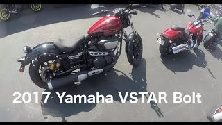 8. 2017 Yamaha VSTAR Bolt R-Spec First Ride & Review