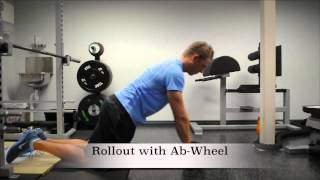 Exercise Index: Rollout with Ab-Wheel