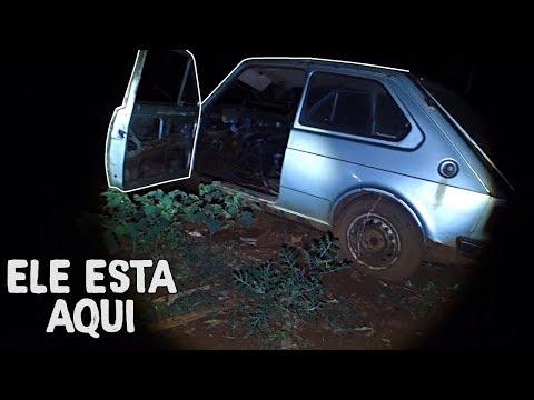 O CARRO DO ASSASSINO - ELE NÃO QUER NINGUÉM LÁ