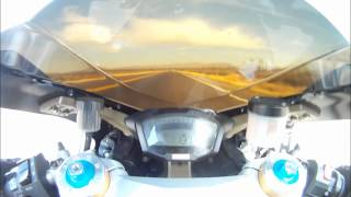1. Ducati 1198S TOP SPEED