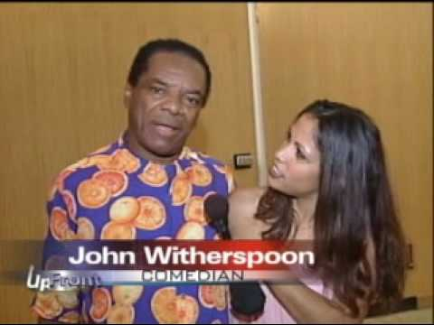 UPFRONT TV WITH JOHN WITHERSPOON