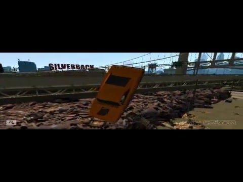 GTA 4 Stunt & Crashes #2