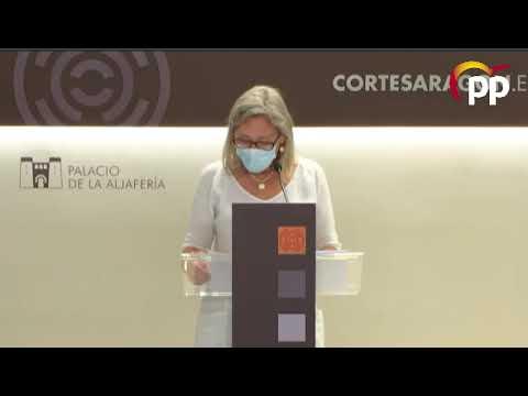 Pilar Cortés planteará al Gobierno aportar certezas para el próximo curso escolar