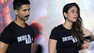 Video Shahid Kapoor And Kareena Kapoor IGNORE Each Other | Bollywood Gossip MP3, 3GP, MP4, WEBM, AVI, FLV September 2018