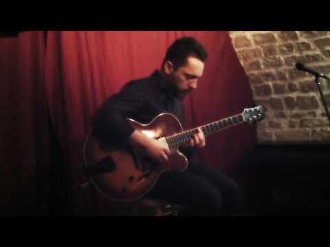 Autumn Leaves, Libor Smoldas solo guitar