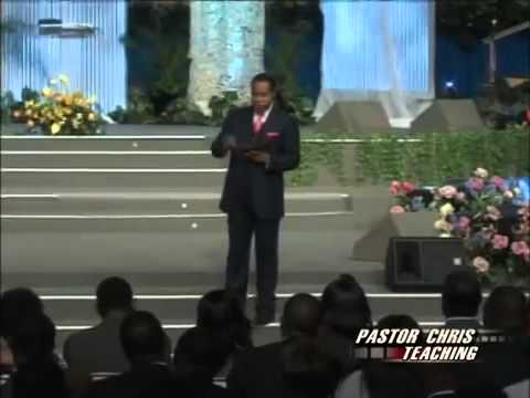 Marriage Lessons - Pastor Chris Oyakhilome