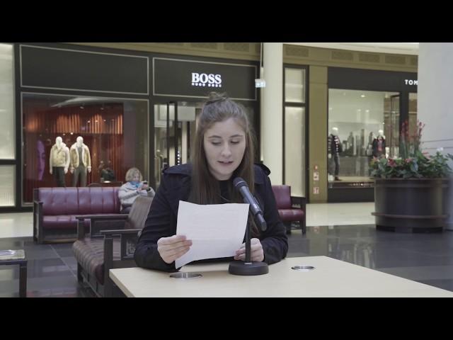 Video - Video vom Lesetag - Auftakt der Kampagne #Fluchtgeschichten