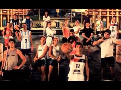 Ver el video Juegos Nacionales Evita 2014: Comienzan las finales