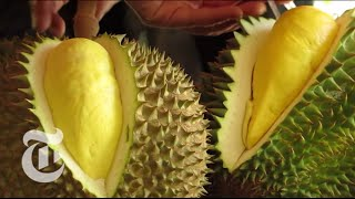 Video Durian - The World's Smelliest Fruit | The New York Times MP3, 3GP, MP4, WEBM, AVI, FLV Desember 2018