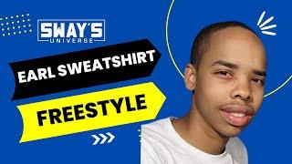 Video Earl Sweatshirt Freestyles on Sway in the Morning MP3, 3GP, MP4, WEBM, AVI, FLV Januari 2018