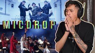 Video Metalhead Nonton BTS Mic Drop (Steve Aoki Remix) MP3, 3GP, MP4, WEBM, AVI, FLV November 2018