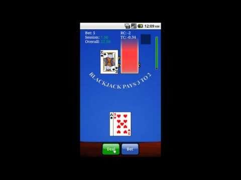 Video of Advantage Blackjack