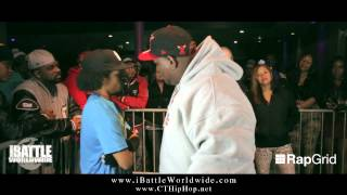 iBattle Worldwide | My Block Bezi vs. Yung Mose