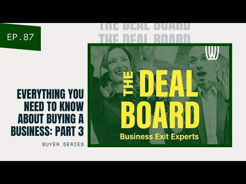 Everything You Need to Know About Buying a Business