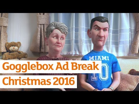 Gogglebox | Sainsbury's Ad | Christmas 2016