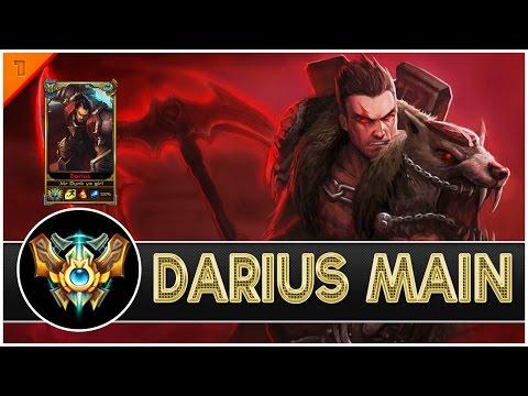 Highlight Darius 1.8 triệu thông thạo