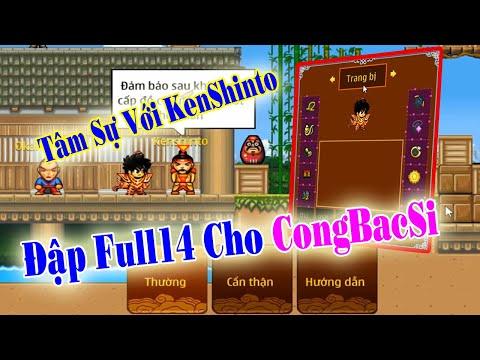Ninja School Online: Sự Kiện Black Friday Giảm Giá Bảo Hiểm | Nâng Full14 Cho CongBacSi Max Thốn !!