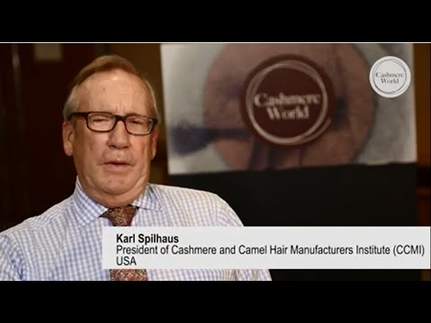 An interview with Cashmere and Camel Hair Manufacturers Institute (CCMI)