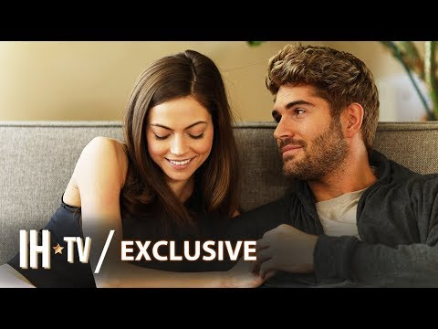 Caitlin Carver Exclusive Interview | PassionFlix's The Matchmaker's Playbook