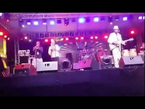 Wesli &ammp; Wesli Band @ Carifesta XII Champ de Mars Haïti