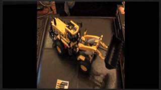 Lego Technic #8265 Front Loader