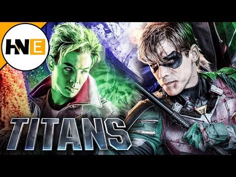 TITANS Episode 1-3 REVIEW